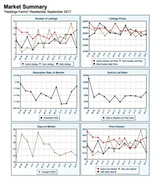 Hastings Farms Market Summary Sept 2017