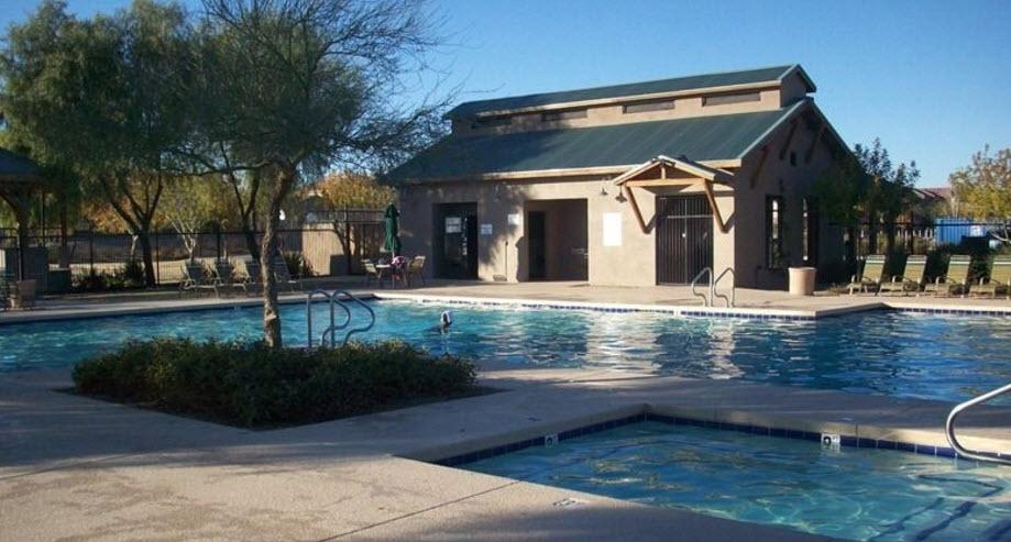 Johnson Ranch Pool
