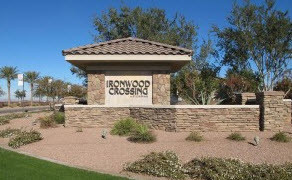 Ironwood Crossing Entrance