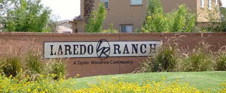 Laredo Ranch Entrance