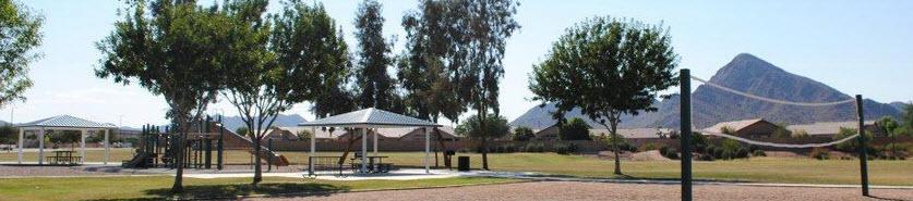 San Tan Heights Park Area