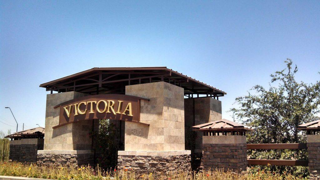 Victoria Entrance
