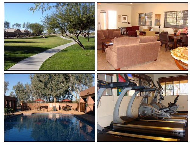 Villages at Queen Creek Amenities