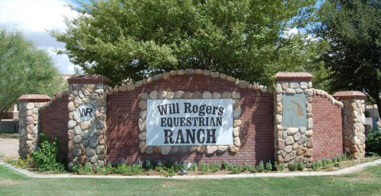 Will Rogers Entrance