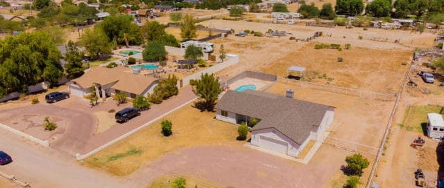 Chandler Heights Horse Property Home for Sale
