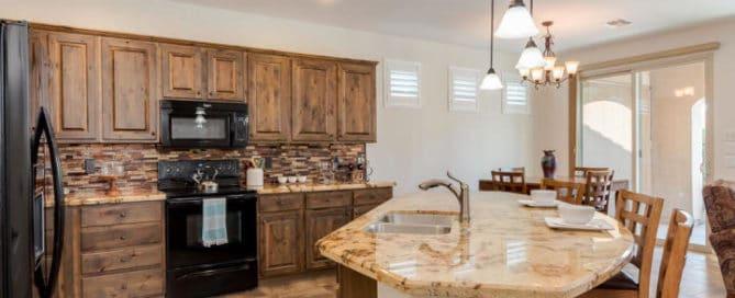 Resort Community Kitchen Home for Sale