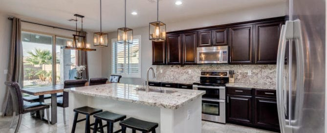 San Tan Heights Kitchen Home for Sale