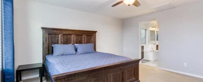 San Tan Heights Master Bed Home for Sale