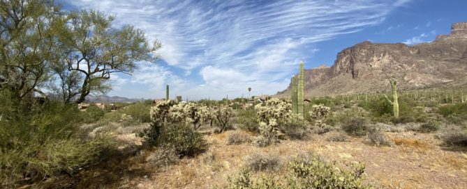 2.5 Acre Superstition Mountains for Sale