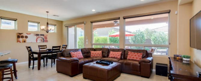 Resort Community Great Room Home for Sale