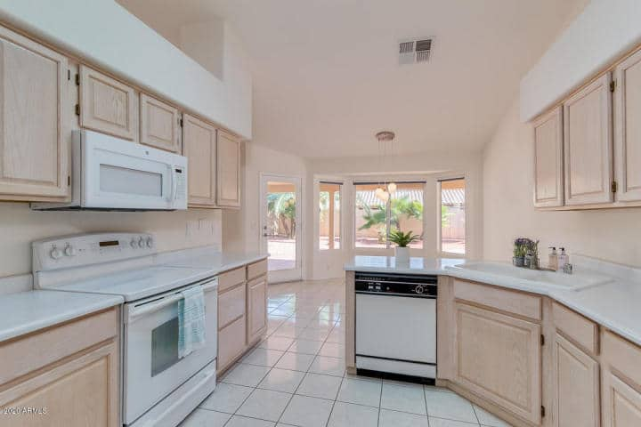 Westbrook Village Kitchen Home for Sale