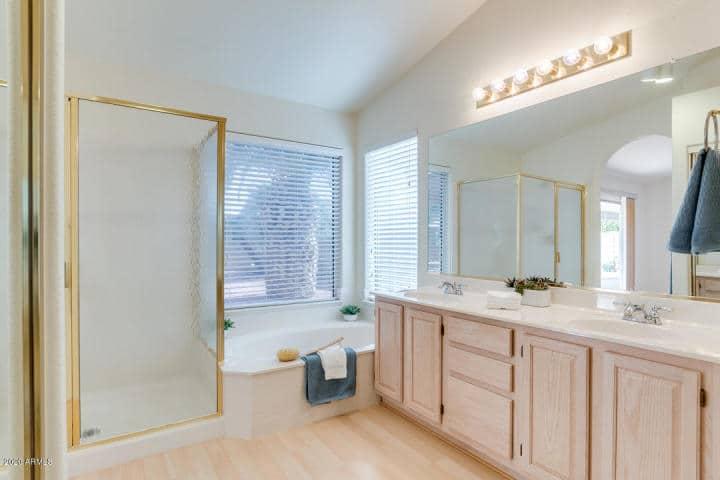 Westbrook Village Bathroom Home for Sale