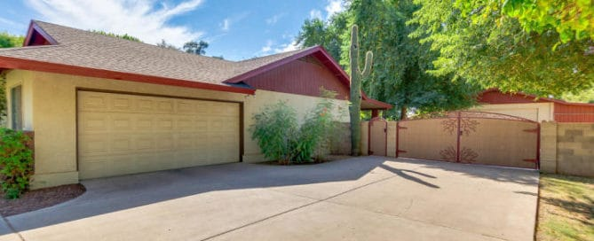 Quince Garage Home for Sale