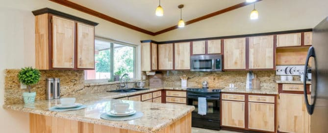 Quince Kitchen Home for Sale