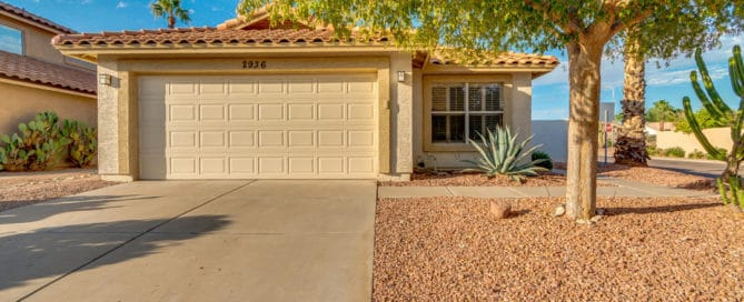 Ahwatukee Exterior Home for Sale