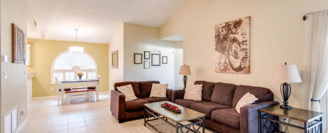 Ahwatukee Living Room Home for Sale