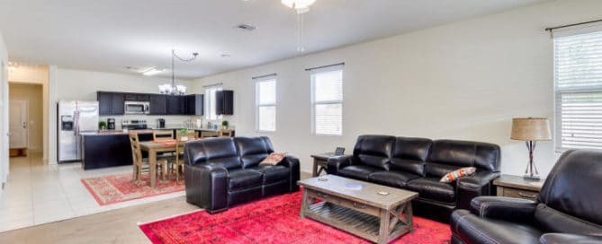 Copper Basin Living Room Home for Sale