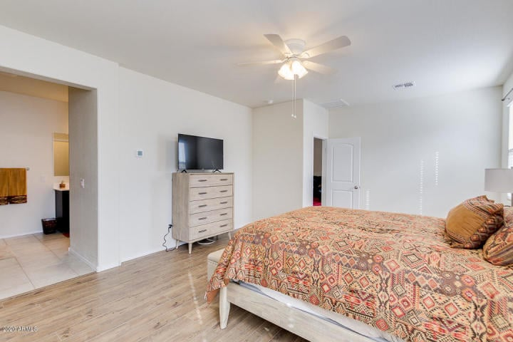 Copper Basin Master Bed Home for Sale