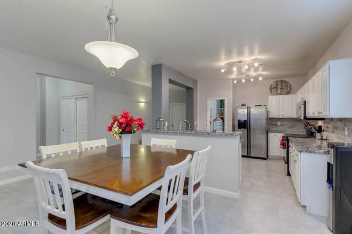 Johnson Ranch Dining Home for Sale