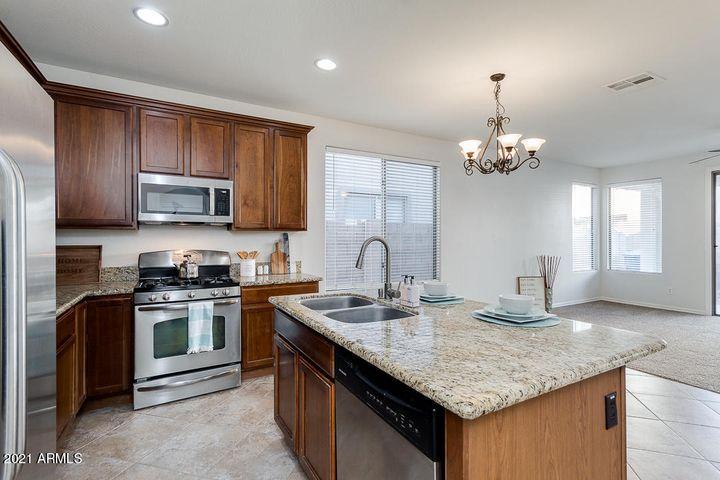 Cortina Kitchen Home for Sale