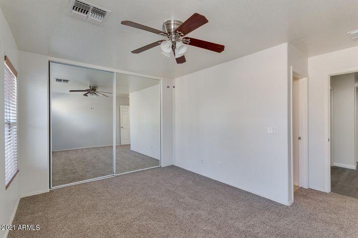 Master Bedroom Home for Sale
