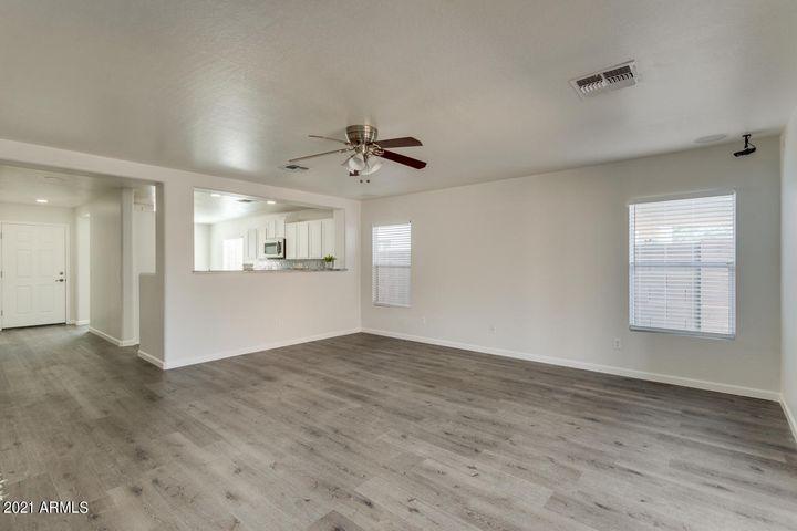 Open Floor Plan Home for Sale